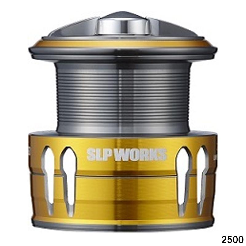 ダイワ RCS ISOカラースプール 2500 ゴールド [2020年モデル](東日本店)【同梱不可】