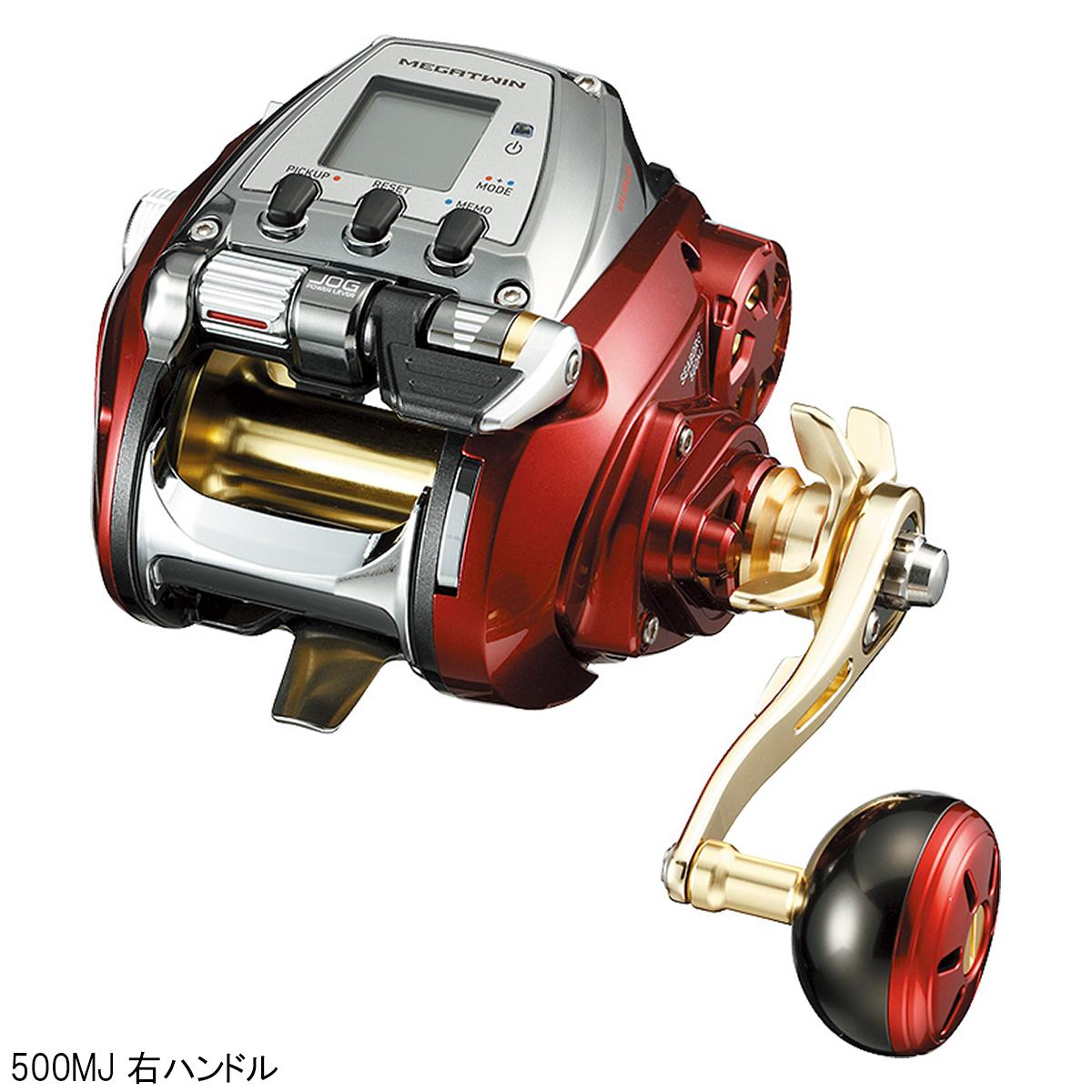 【8月30日エントリーで最大P36倍!】ダイワ シーボーグ 500MJ 右ハンドル