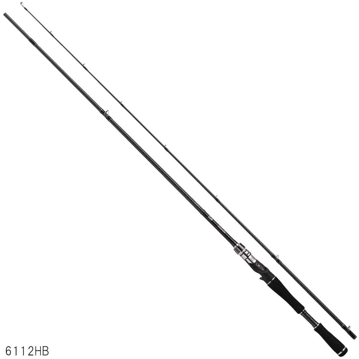 大和(Daiwa)克羅諾斯减弱角色型號6112HB