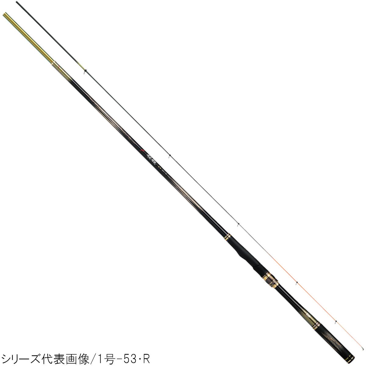 ダイワ 銀狼王牙 AGS 06号-53・R