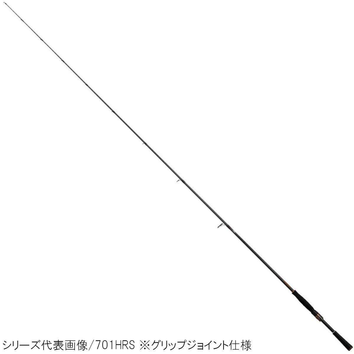 ダイワ リベリオン(スピニングモデル) 741ML+FS【大型商品】