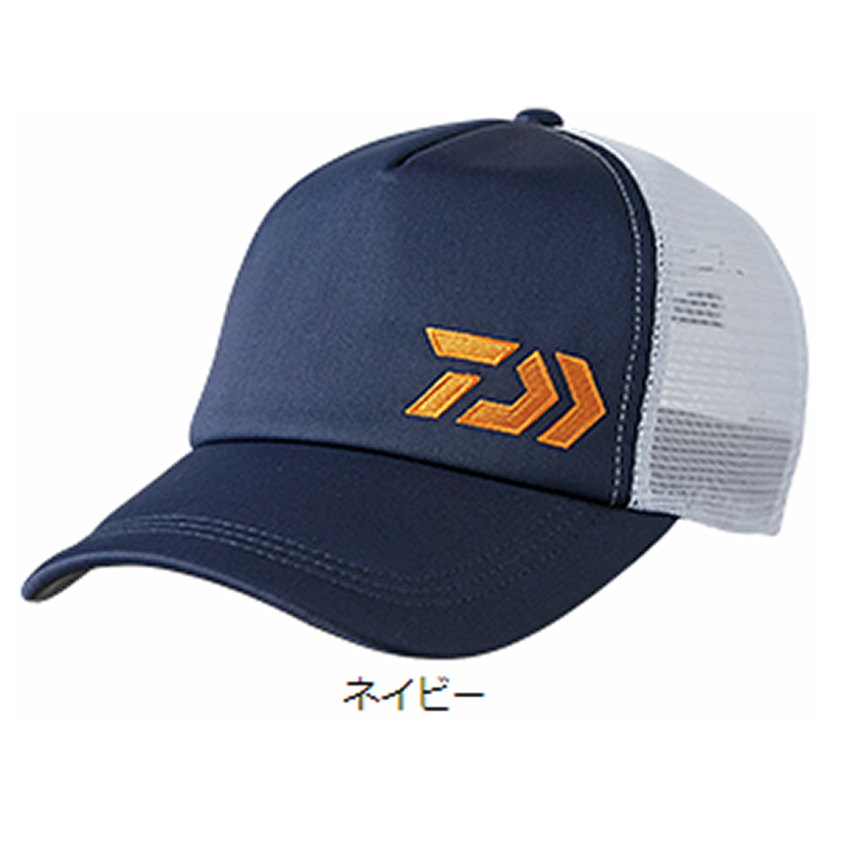 768b8df42315 Fishing Tackle Point: Daiwa half mesh cap DC-64008-free navy ...