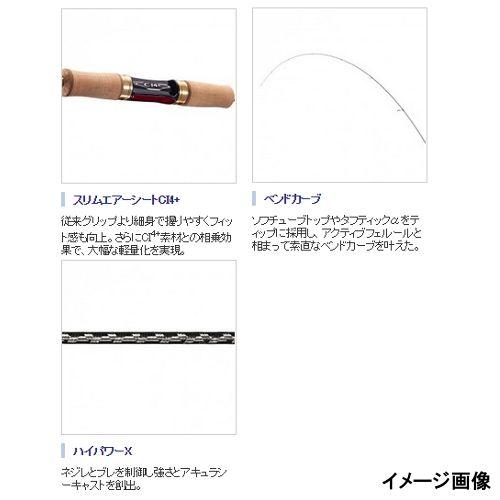 Shimano(SHIMANO)加的夫AX S60XUL-RG