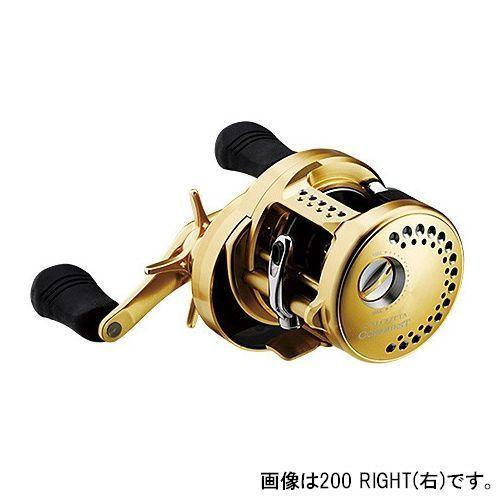シマノ カルカッタ コンクエスト 200 RIGHT(右)