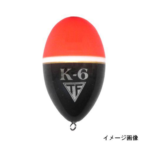 【3月1日エントリーで最大P37倍!】釣研 K-6 G2 スカーレット【ゆうパケット】