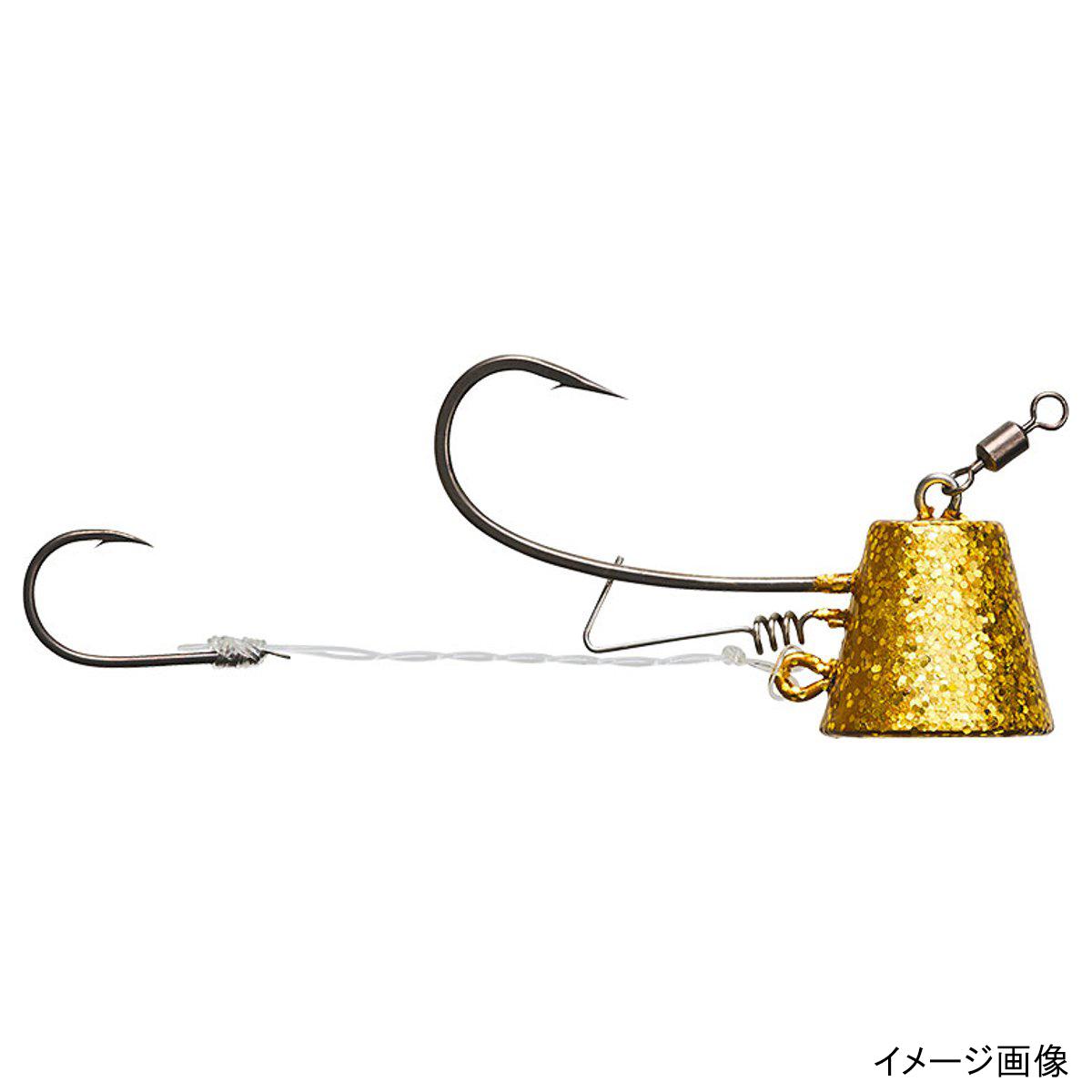 釣具のポイント ダイワ 紅牙 タイテンヤ SS 4号 信託 ゆうパケット 売り出し エビロック ケイムラフルジャンジャンラメ