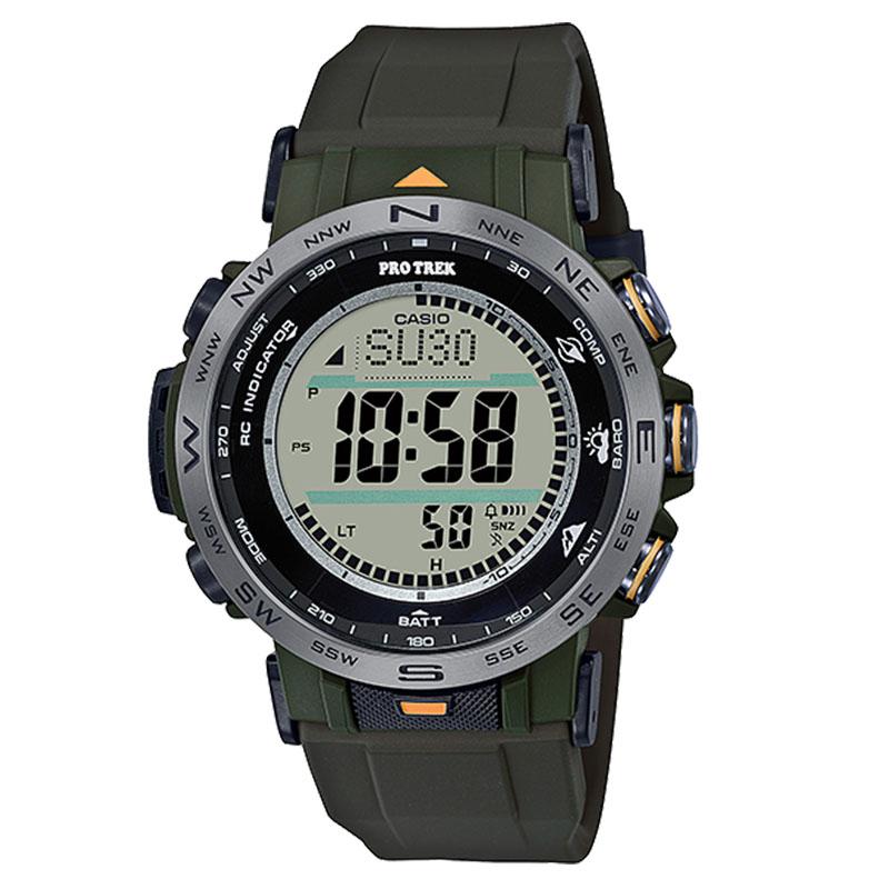 カシオ プロトレック PRW-30Y-3JF 高機能腕時計 感謝価格 セール特別価格 登山 ※メーカーお取り寄せ商品 釣り キャンプ アウトドア