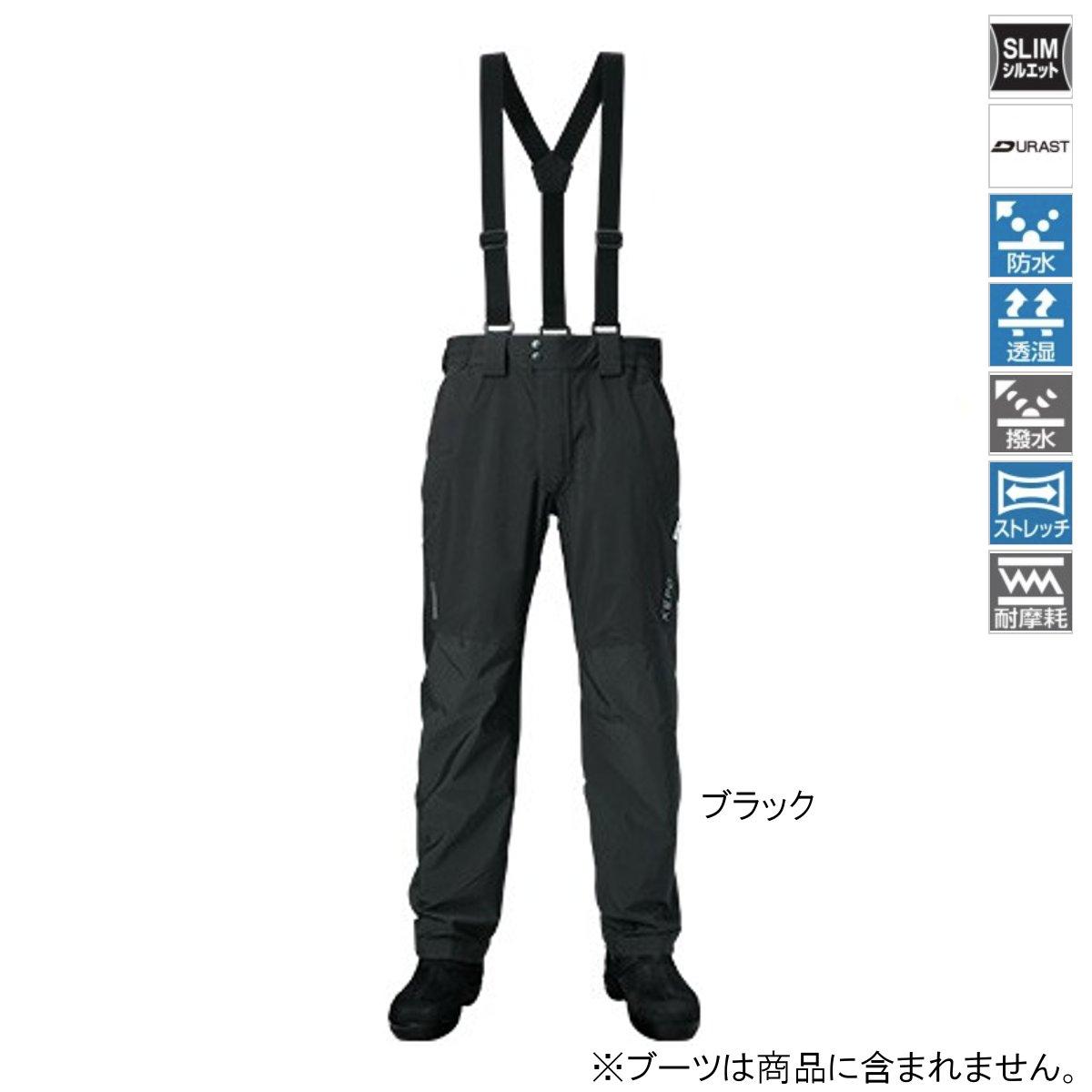 シマノ XEFO・DURASTレインパンツ RA-22PS M ブラック