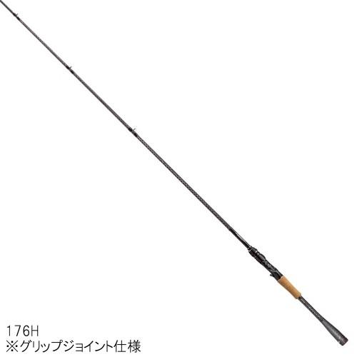 シマノ ポイズングロリアス 176H BRUSH BUSTER 76【大型商品】