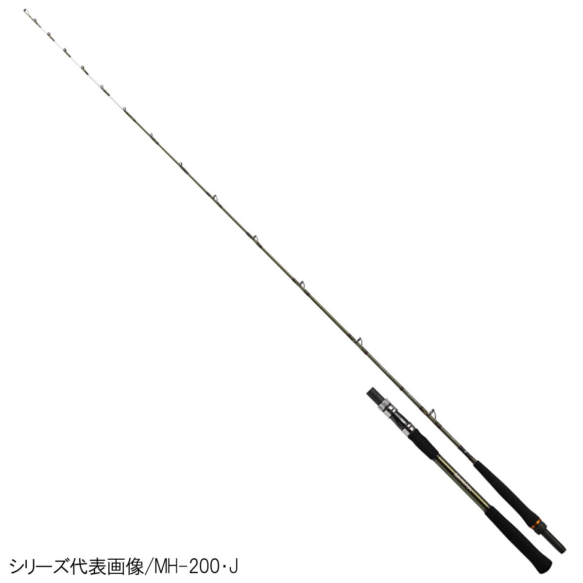 ダイワ リーディング ネライ M-200・J【大型商品】