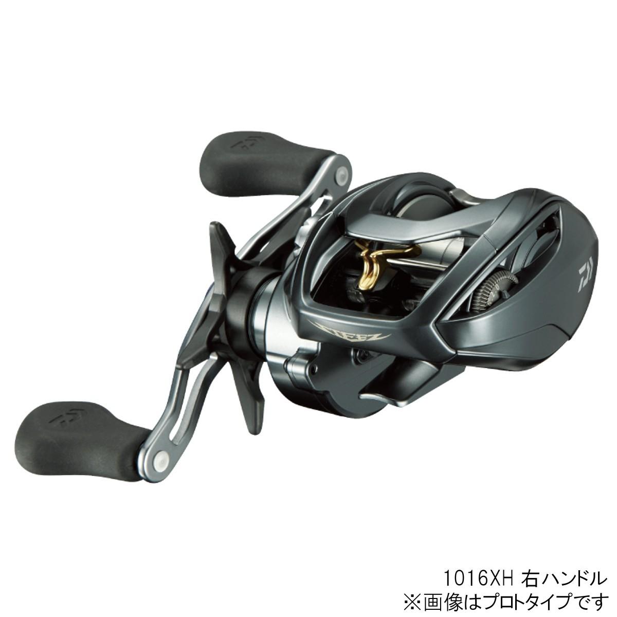 【10/18最大P40倍!】ダイワ スティーズ A TW 1016XH 右ハンドル(ベイトリール)