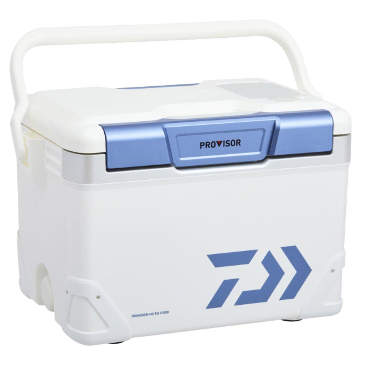 ダイワ プロバイザー HD SU 2100X アイスブルー クーラーボックス