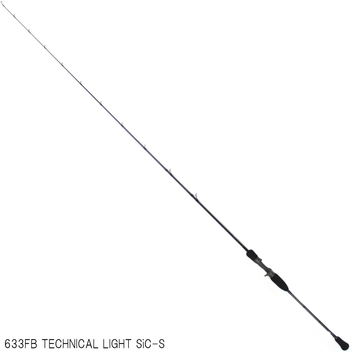 SSR Flex 633FB TECHNICAL LIGHT SiC-S【大型商品】