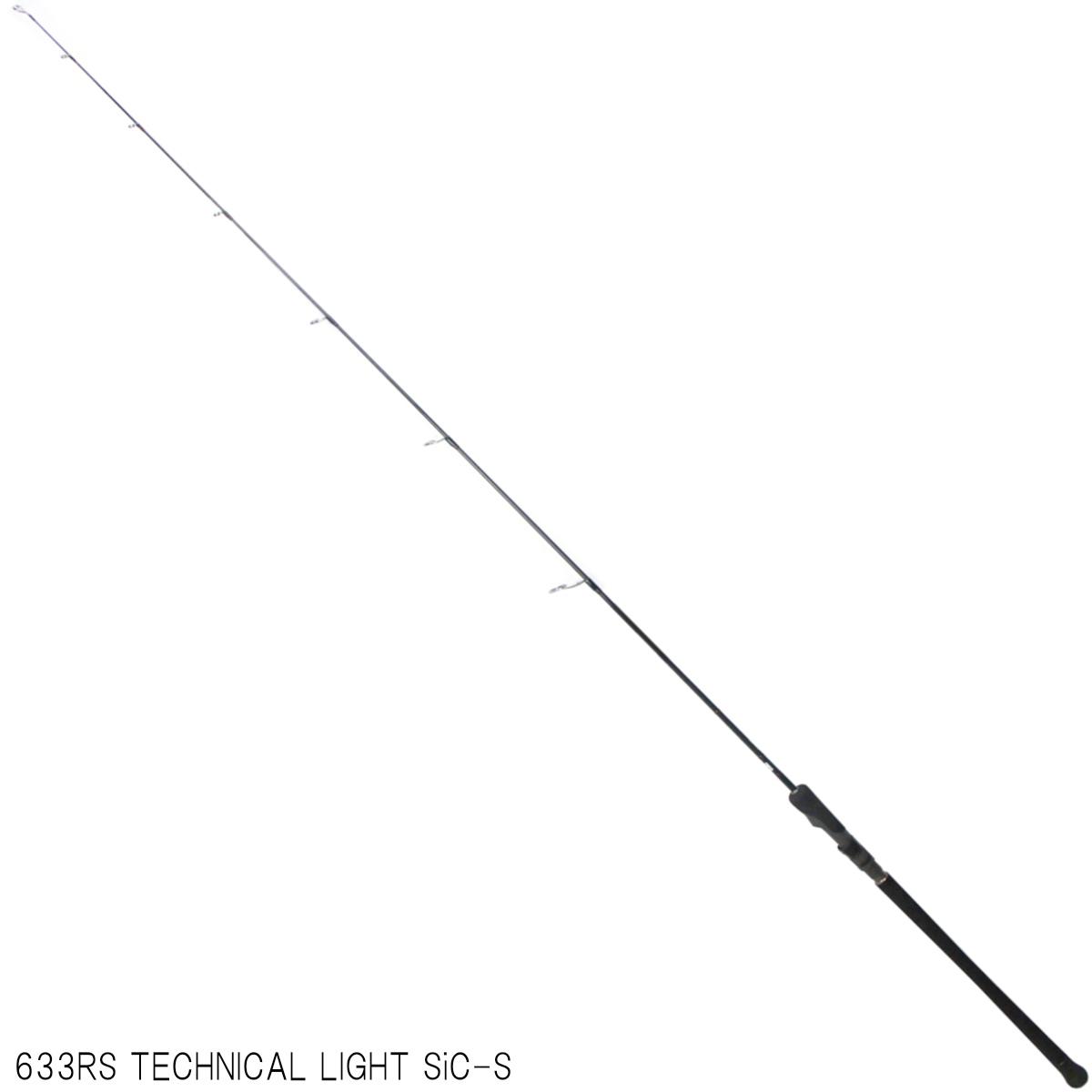 SSR Rigid 633RS TECHNICAL LIGHT SiC-S【大型商品】