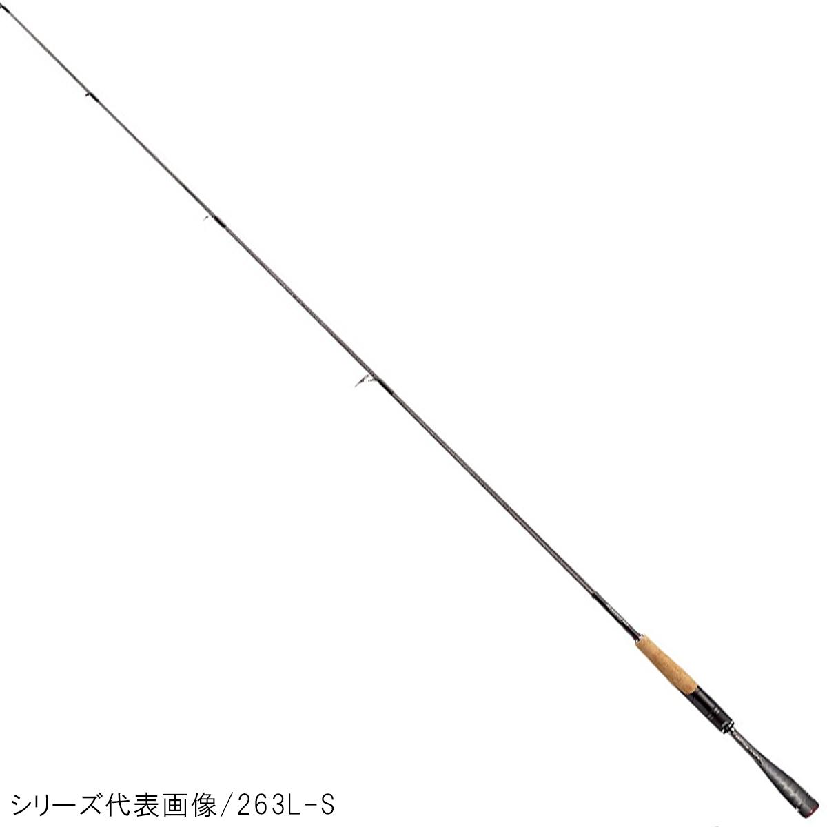 シマノ ポイズングロリアス 264UL【大型商品】