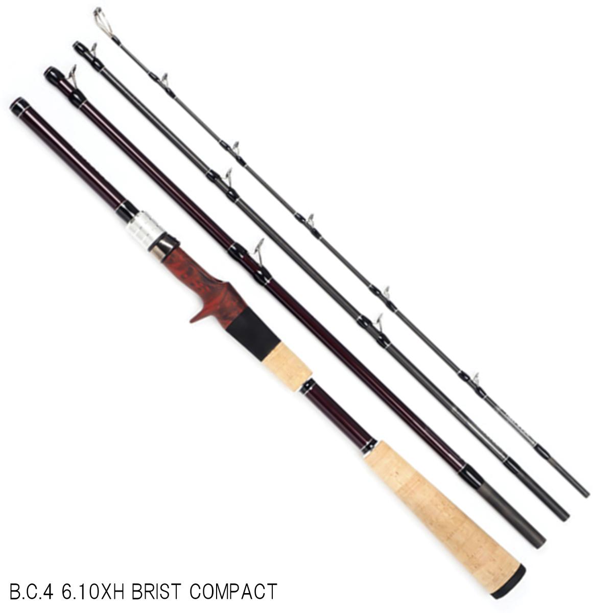 フィッシュマン B.C.4 6.10XH BRIST COMPACT