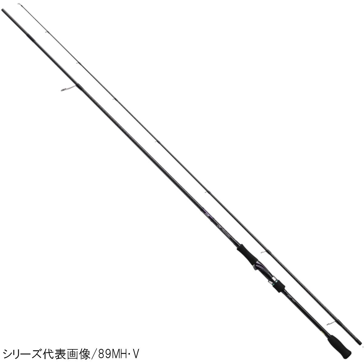 【8月30日エントリーで最大P36倍!】ダイワ エメラルダス 89M・V