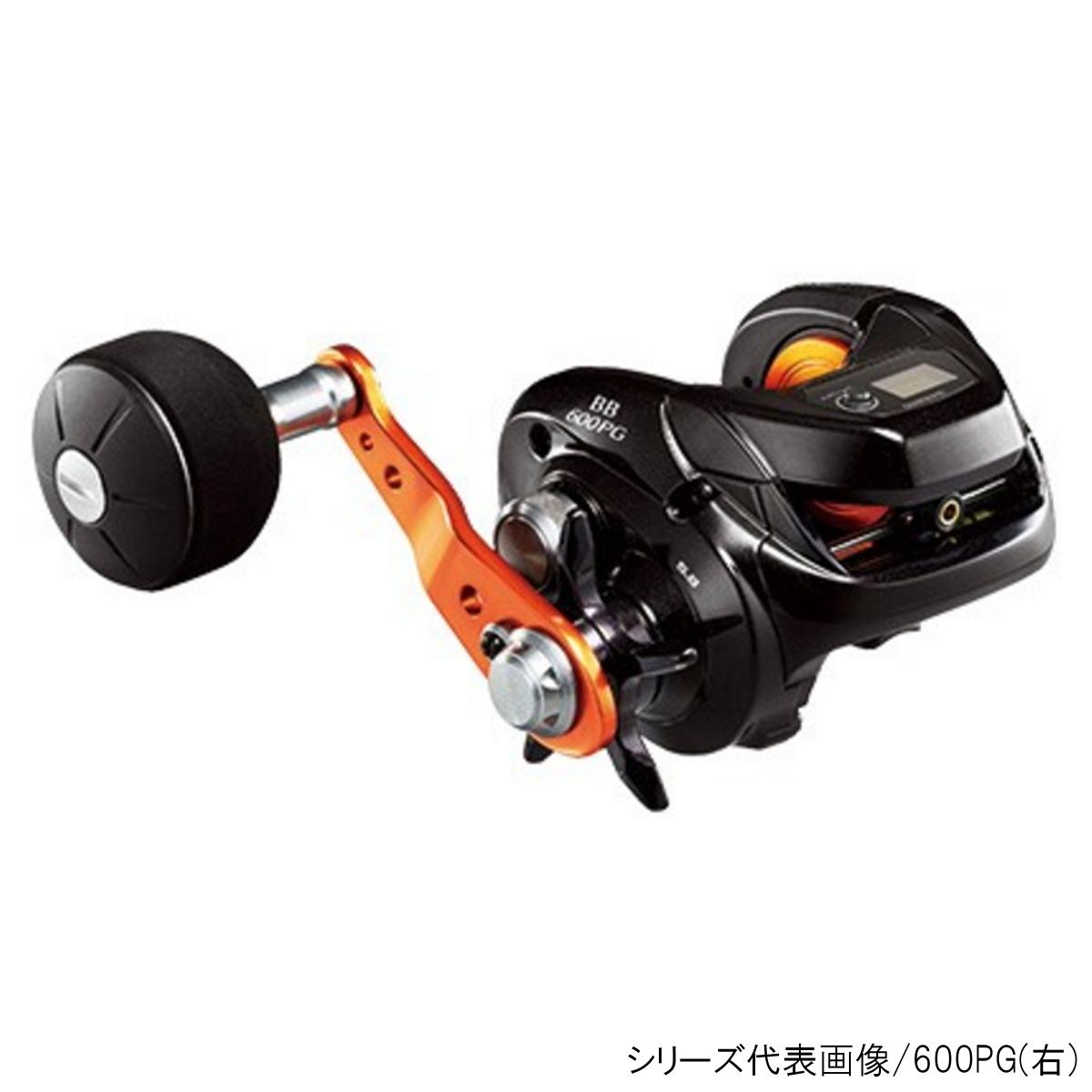 シマノ バルケッタ BB 600HG(右)
