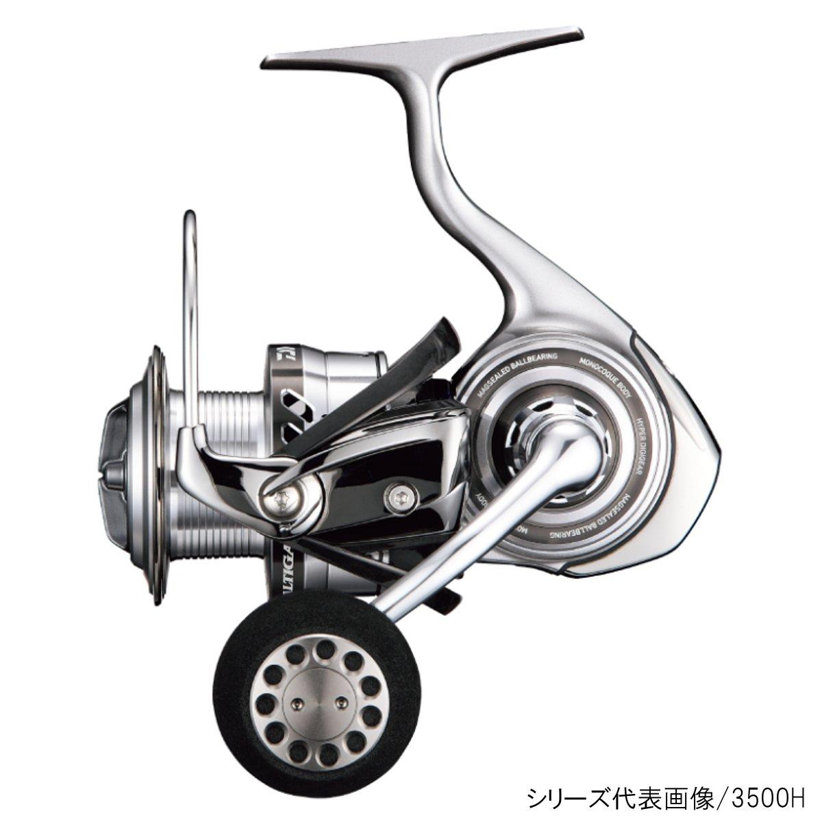 ダイワ ソルティガ BJ(ベイジギング) 4000SH
