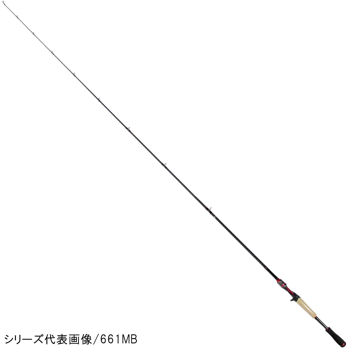 ダイワ ブレイゾン 661MHB【大型商品】