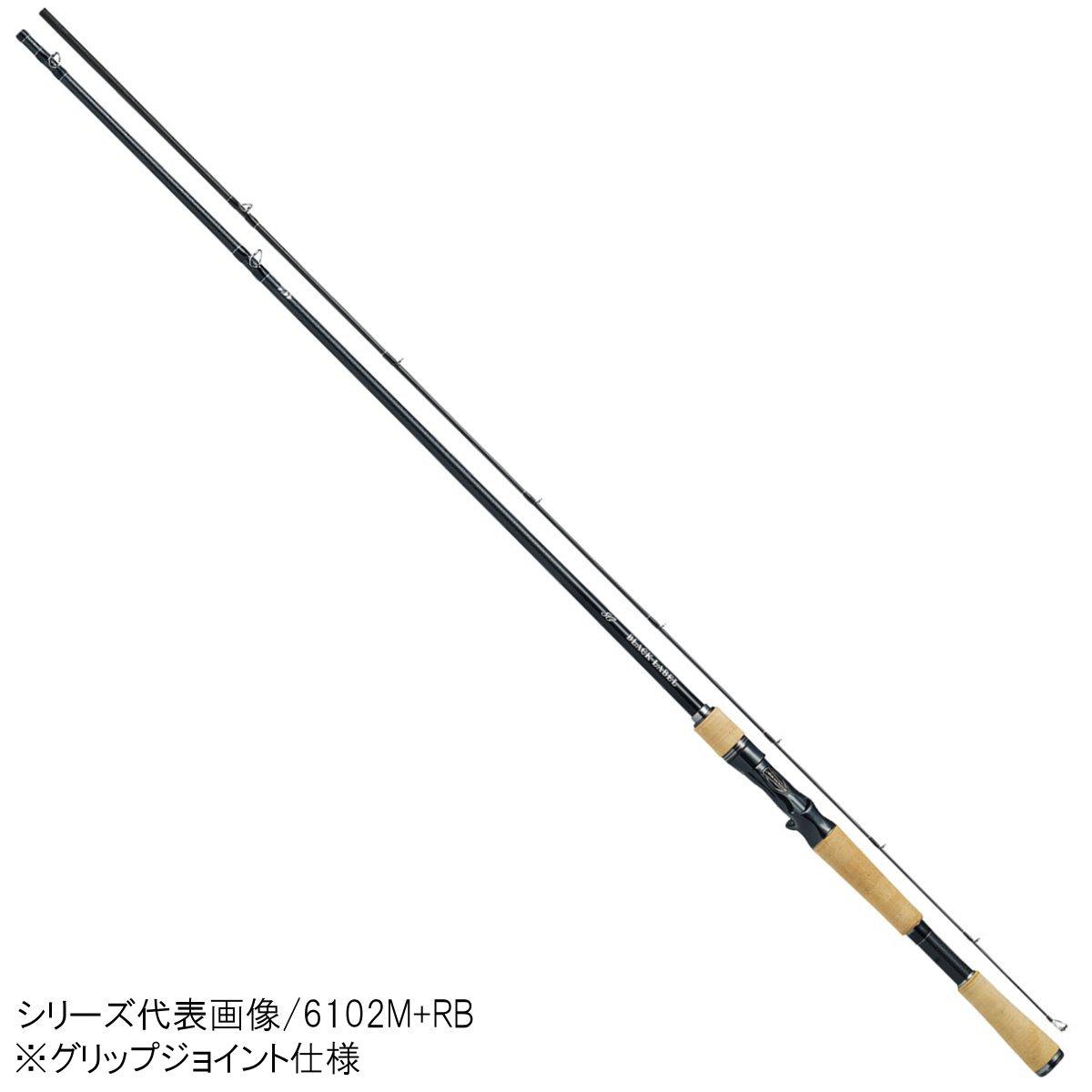 ダイワ ブラックレーベル SG(ベイトキャスティングモデル) 701MHXB【大型商品】
