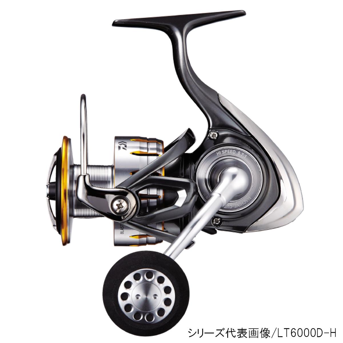ダイワ ブラスト LT LT6000D