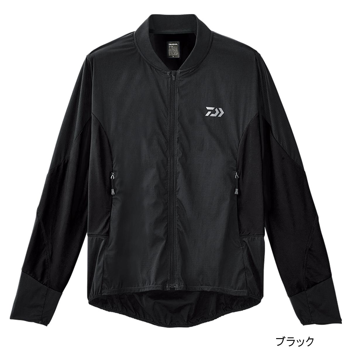 ダイワ ストレッチハイブリッドジャケット DJ-35008 M ブラック