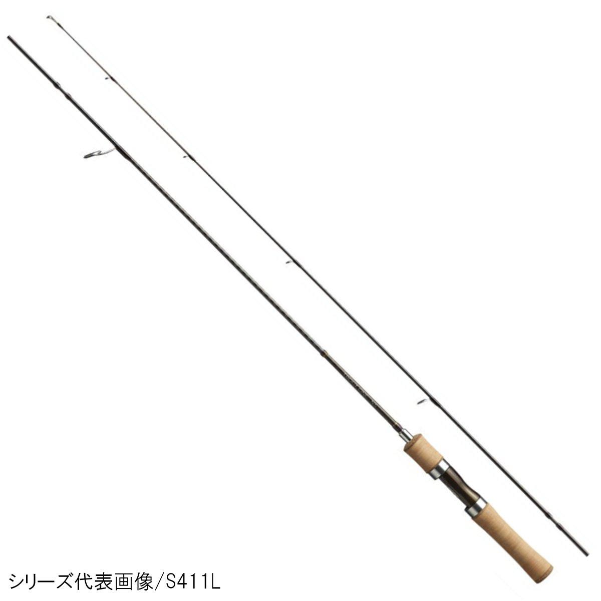 シマノ トラウトワン NS S53UL