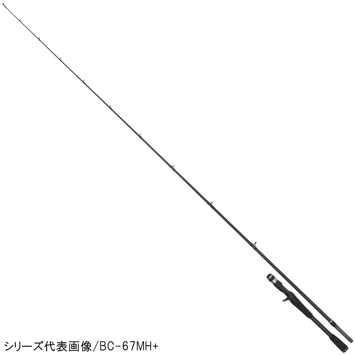 ジャッカル BPM BC-71H+【大型商品】
