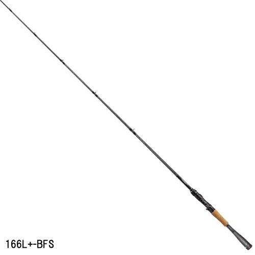 シマノ ポイズングロリアス 166L+-BFS BFS66 COVER TRAP【大型商品】
