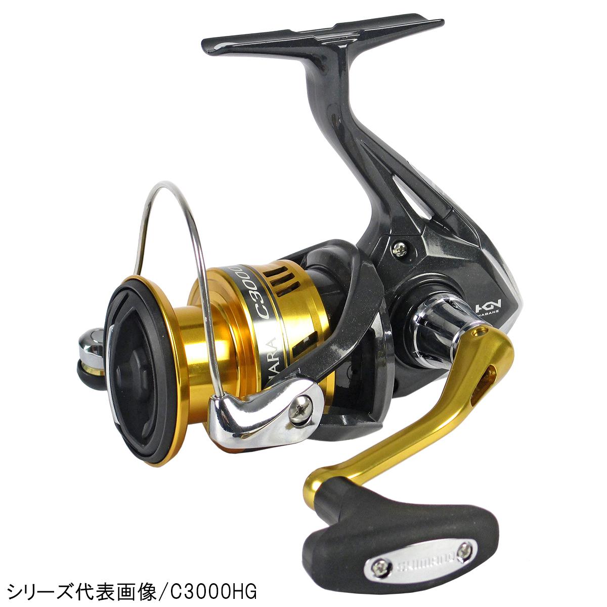 <title>全商品オープニング価格 シマノ サハラ C5000XG</title>
