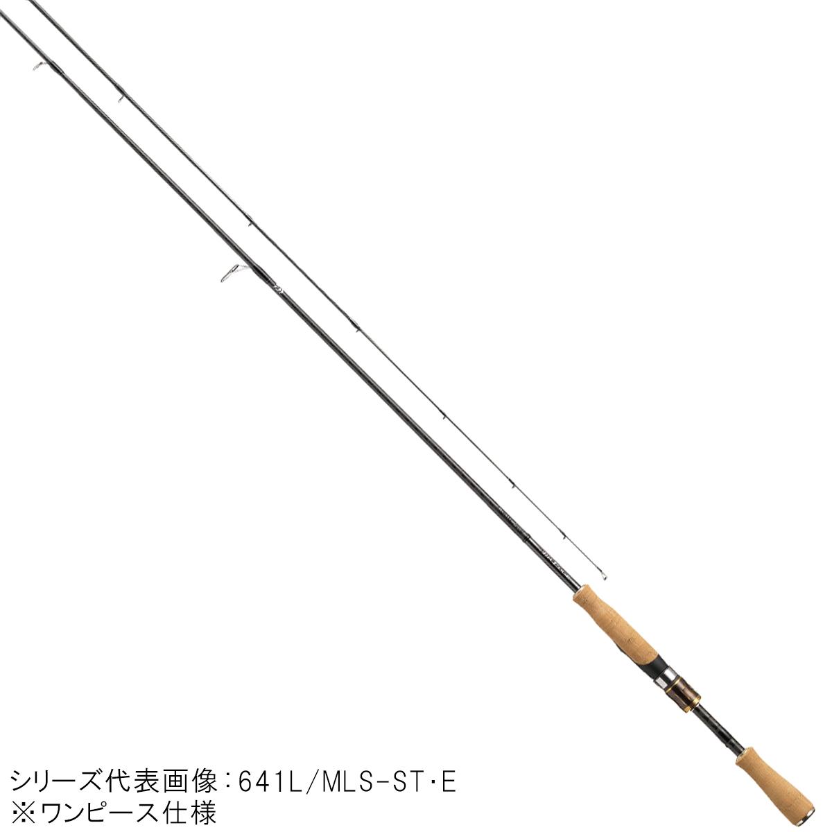 ダイワ エアエッジ スピニングモデル 621ULS-ST・E【大型商品】
