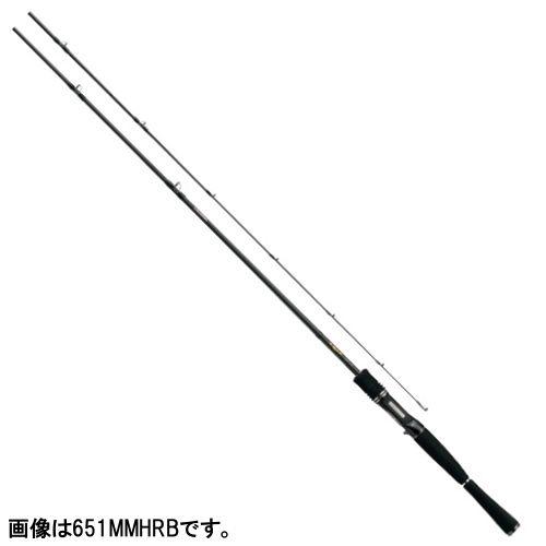 ダイワ スティーズ ベイトキャスティングモデル 651MMHRB スペクター【大型商品】