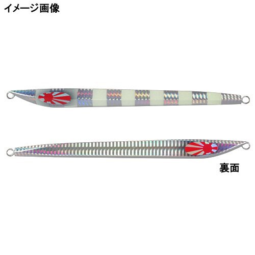 damikijapan(DAMIKI JAPAN)斩波器180g#05(银子/斑马辉光)