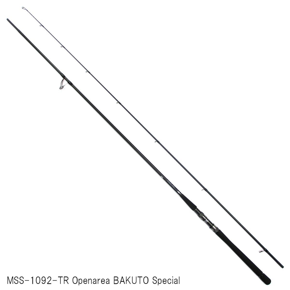 ジークラフト セブンセンスTR モンスターサーフ MSS-1092-TR Openarea BAKUTO Special【大型商品】