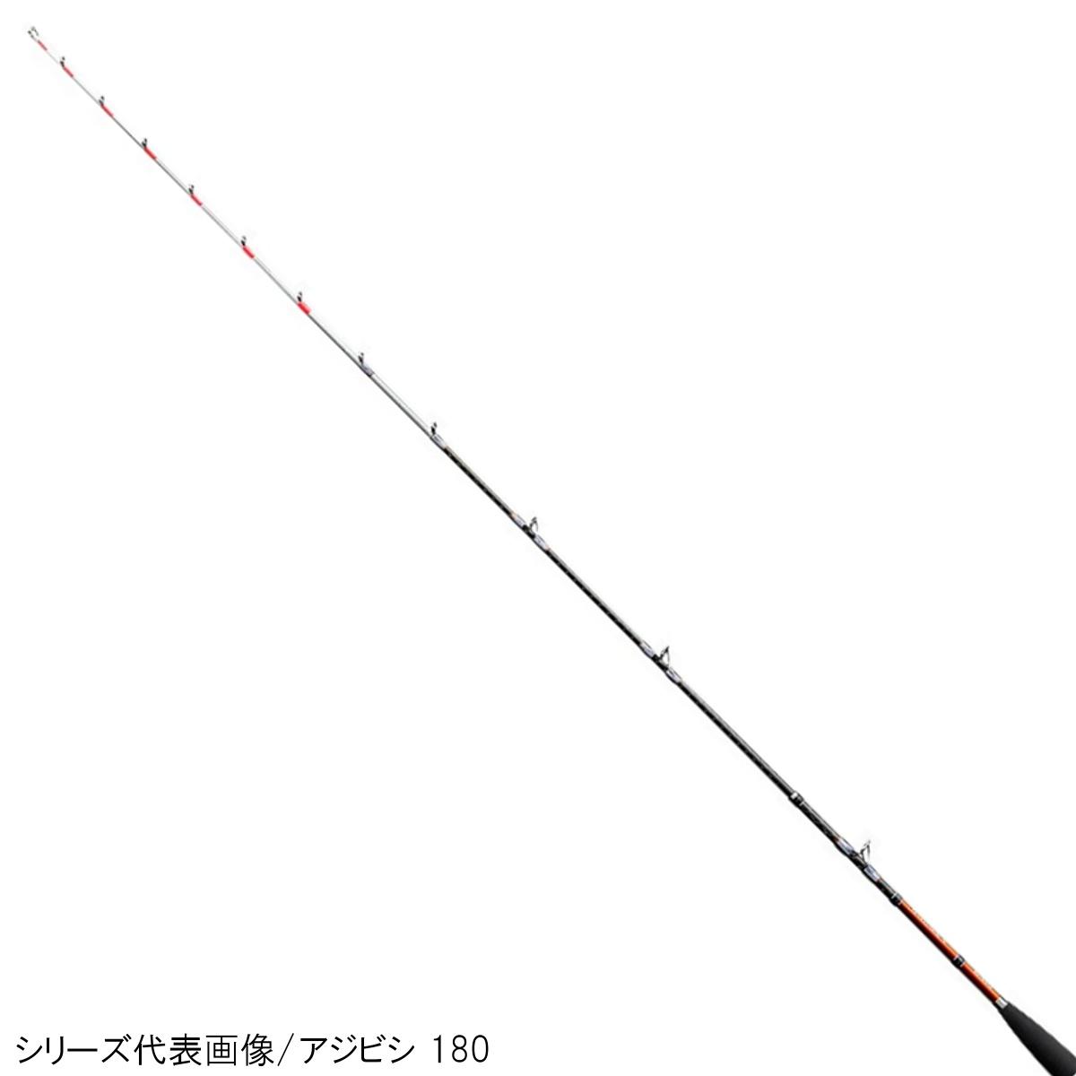 シマノ ベイゲーム X アジビシ 165