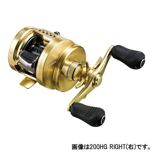 シマノ カルカッタ コンクエスト 200HG RIGHT(右)