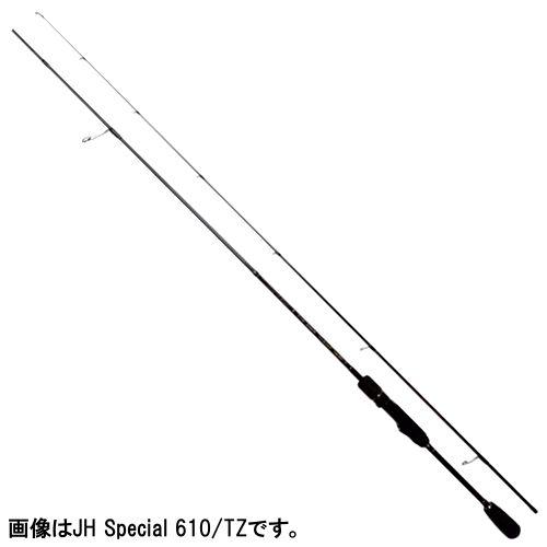 ヤマガブランクス ブルーカレント JH Special 610/TZ