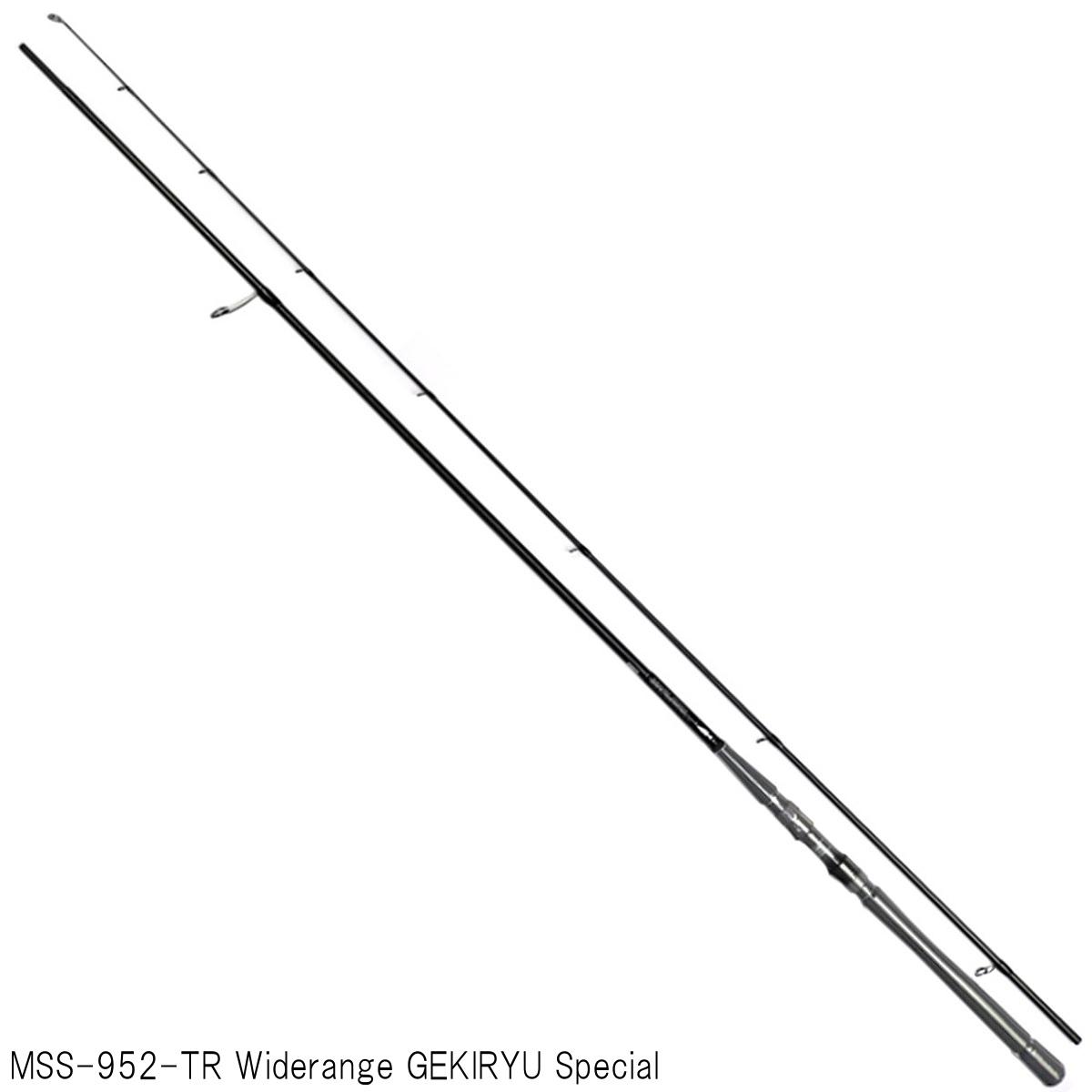 ジークラフト SEVEN SENSE-TR MONSTER STREAM MSS-952-TR Widerange GEKIRYU Special【大型商品】