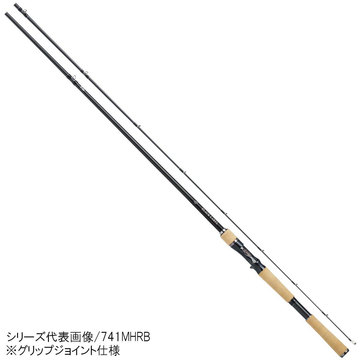 ダイワ ブラックレーベル LG(ベイトキャスティングモデル) 731ML+FB【大型商品】