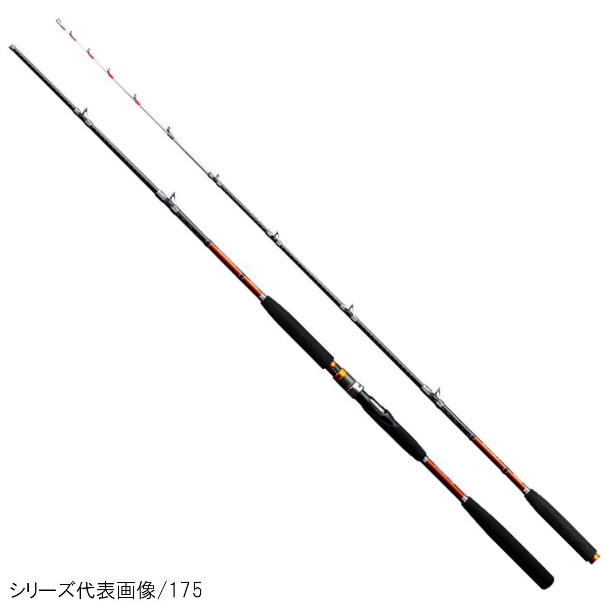 シマノ ベイゲーム X ヤリイカ 155