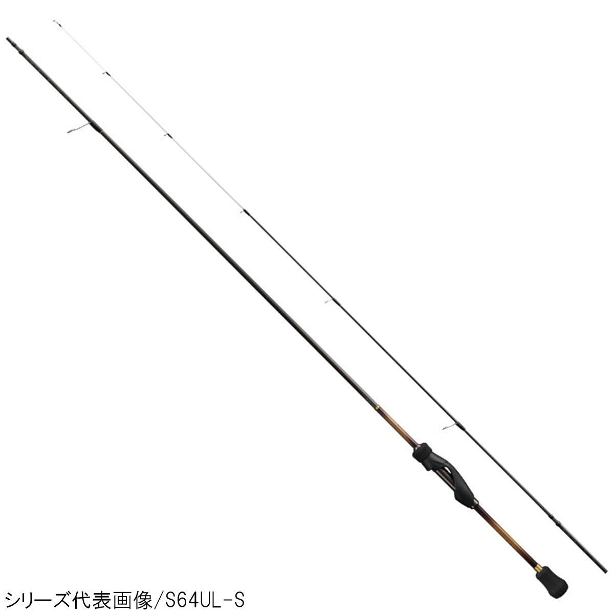 シマノ ソアレ BB アジング S74L-S