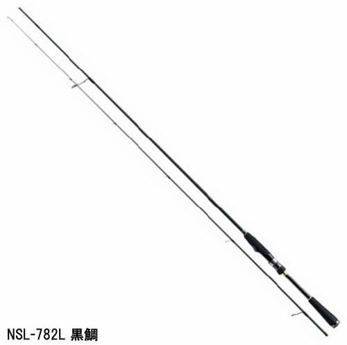 【8月30日エントリーで最大P36倍!】メジャークラフト N-ONE NSL-782L 黒鯛