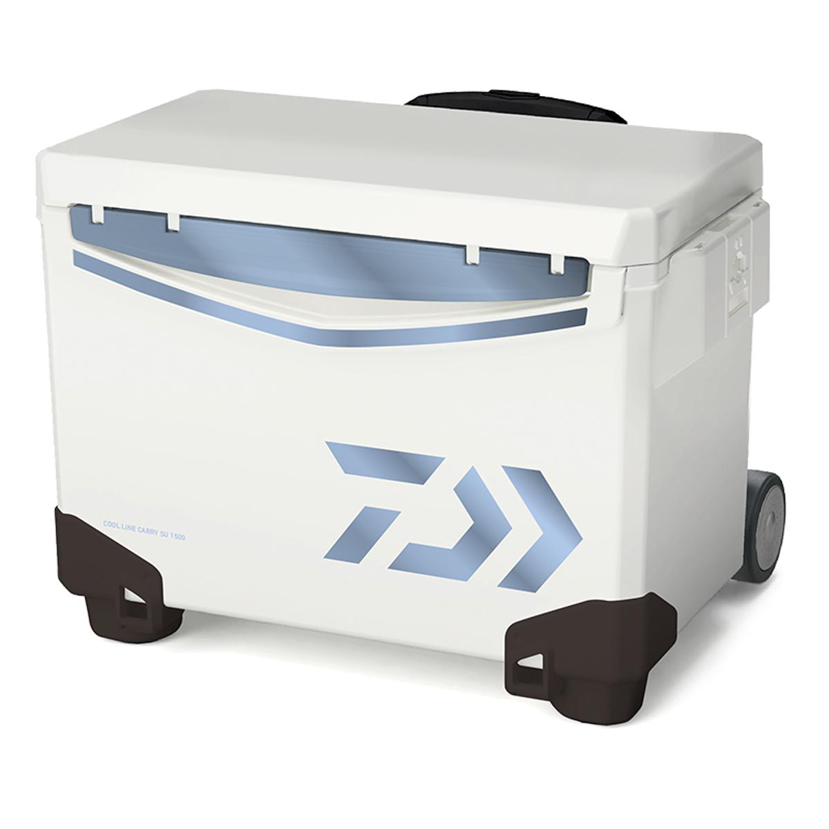 ダイワ クールラインキャリー SU 1500 アイスブルー クーラーボックス
