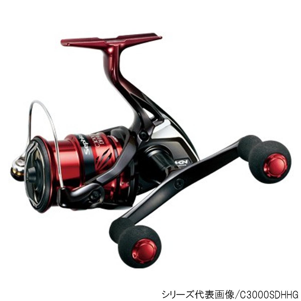 シマノ セフィア BB C3000SDH