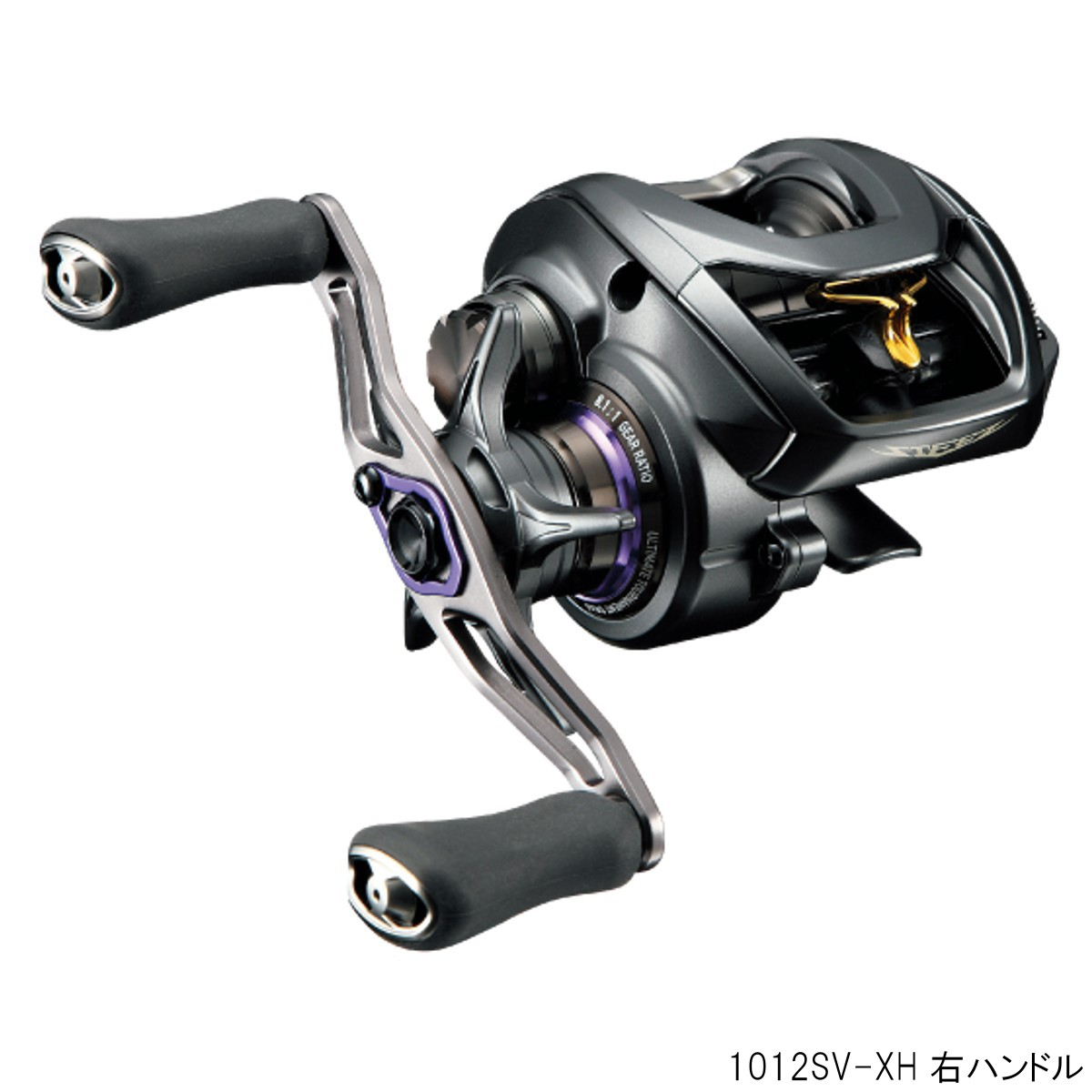 a1af3bf80cc Fishing Tackle Point: Daiwa STEEZ SV TW 1012SV-XH right-hand drive ...