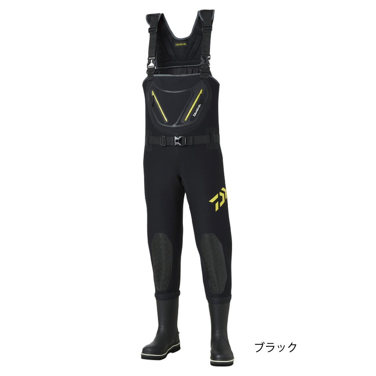 ダイワ タイトフィットソルトクロロプレンウェーダー SW-4501C-T L ブラック, ペットショップQoonQoon:e18bce68 --- talent-schedule.jp