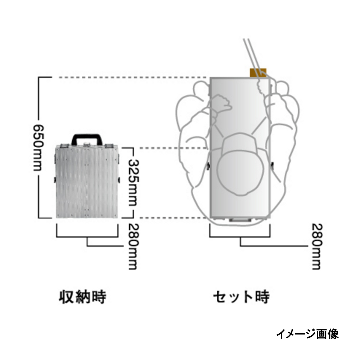 大和(Daiwa)小GINKAKU插入式G-072