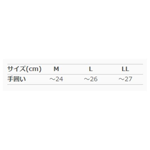 雙進(SOSHIN)RBB鹽遊戲手套II No.8717 L深藍