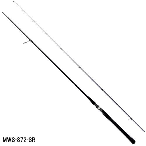 ジークラフト セブンセンスSR ミッドウォーター ウェーディングカスタム MWS-872-SR